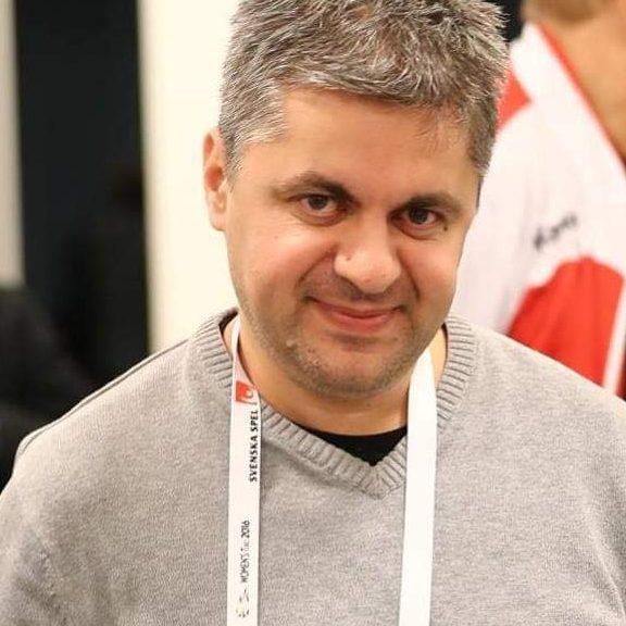 MARIUS HUȚU